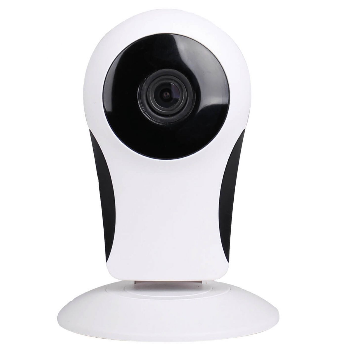 WI-FI панорамная видеокамера, 2 Мп (1920*1080), ИК-подсветка 20 м, Звук, Обзор 180°, SD карта до 128 G