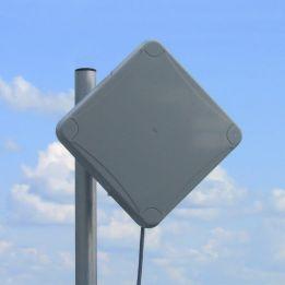 Антенна MIMO 2x2 15 dBi с гермобоксом для 3G/4G модема