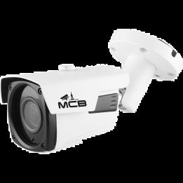 Уличная IP камера, 5 Мп (2592*1944), ИК-подсветка 50 м, Зум 5Х, Обзор 30-110°, POE