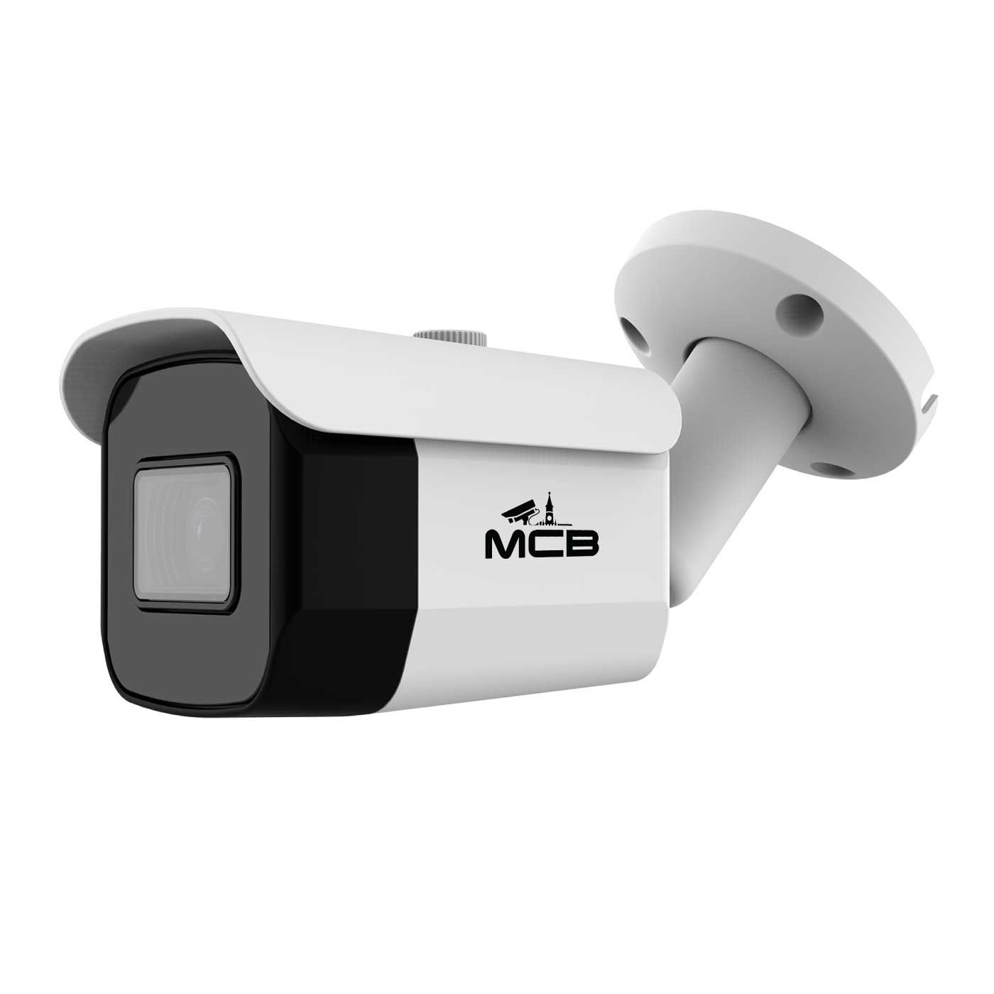 Уличная IP камера, 8 Мп (3840*2160), ИК-подсветка 40 м, Обзор 110°, POE