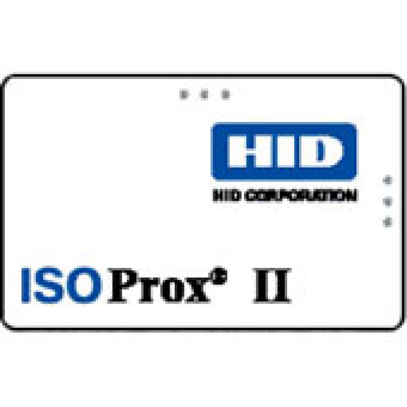ISOProx II (HID)