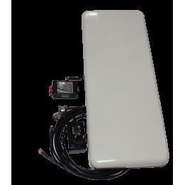 Приемник пассивных радиометок для автоматического открытия шлагбаума / ворот