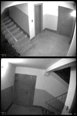 Установка видеонаблюдения в квартире и подъезде